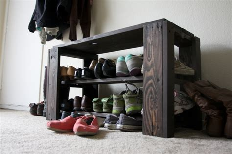 diy shoes rack design wooden  wood making plans
