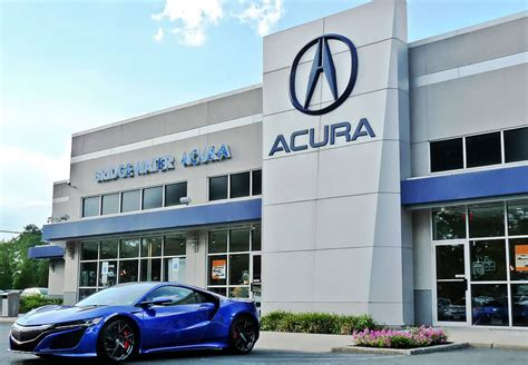 Bill Vince's Bridgewater Acura Bridgewater, Nj Acura Dealer