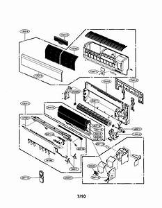 Lg Split System Air Conditioner Wiring Diagram