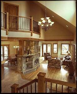 25 best ideas about log cabin modular homes on pinterest for Log homes interior designs 2