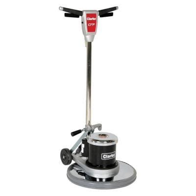 clarke floor buffer sander clarke cfp 1700 17 in commercial floor polisher 01320a