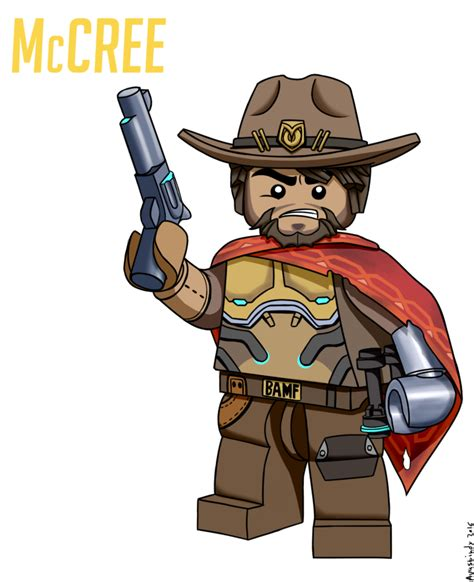 Mcree Memes - legoverwatch mccree overwatch know your meme