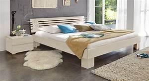 Massivholzbett Weiß 180x200 : massivholzbett mit bettkasten aus buche bett white romance ~ Sanjose-hotels-ca.com Haus und Dekorationen