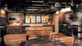 Rustic Round Kitchen Table