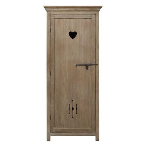 armoire bonneti 232 re en bois de paulownia heidi maisons du