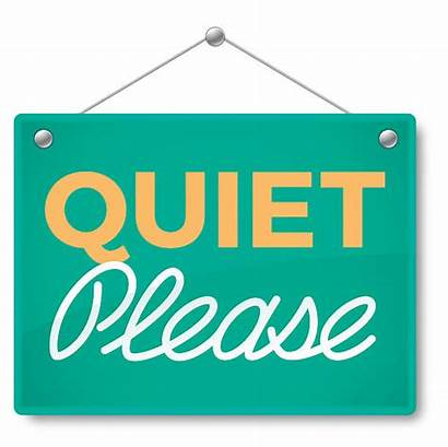 Quiet Please Sign Vector Graphics Clip Pleading
