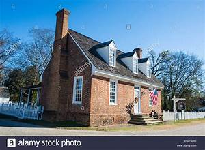 Häuser In Amerika : historische h user im historischen yorktown virginia vereinigte staaten von amerika ~ Markanthonyermac.com Haus und Dekorationen
