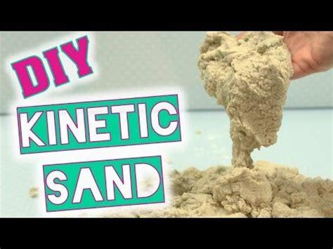 kinetic sand selber machen mit sand diy spielsand wie quot kinetic sand quot selber machen weicher spielsand anleitungen