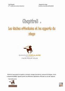 Cheque De Banque Banque Populaire : rapport du stage agence inbiaat agadir banque populaire ~ Medecine-chirurgie-esthetiques.com Avis de Voitures