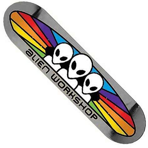 alien workshop spectrum deck in stock at spot skate shop