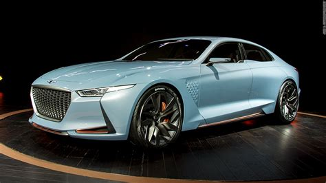 hyundai genesis  york concept cool cars