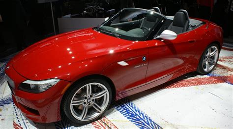 Bmw Z4 Sdrive 35is (2009) At Detroit Motor Show 2010 By