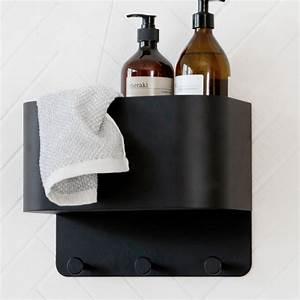 House Doctor Tasche : house doctor b gel tasche f r die wand pock schwarz ~ Watch28wear.com Haus und Dekorationen