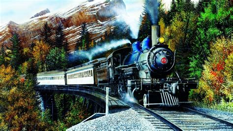 train wallpapers backgrounds images freecreatives