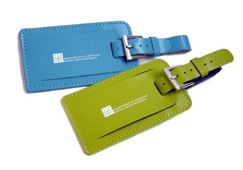 Luggage Tag leather luggage tag business travel