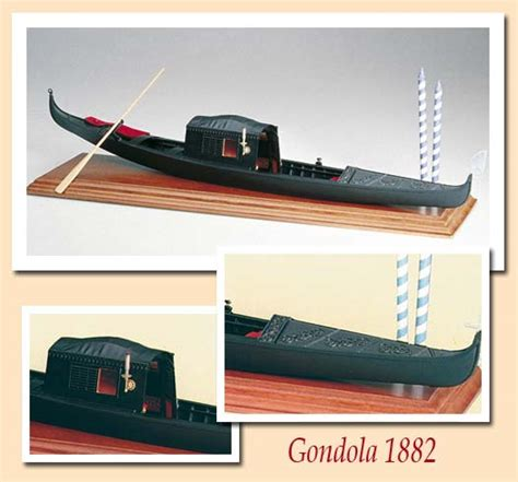Wooden Boat Gondola Plans by The Modeller S Workshop 187 Amati 1600 Venetian Gondola From