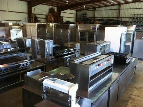 second all american restaurant equipment