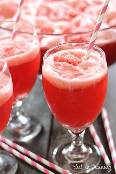 party punch recipes perfect  celebrating