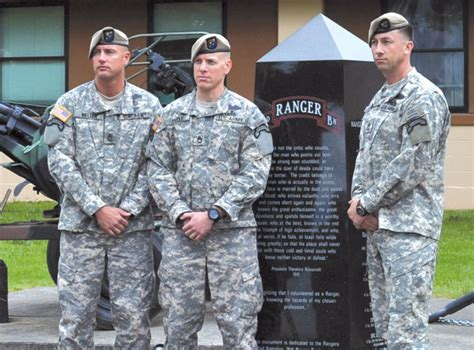 2nd ranger battalion memorial rangers reflect on medal of honor mission focus northwest home of the ranger nw