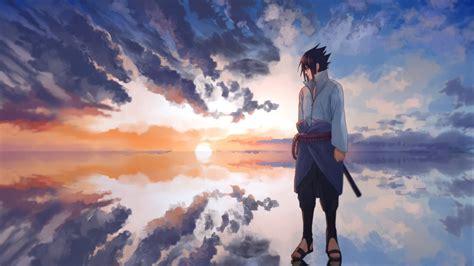 anime sasuke uchiha  resolution wallpaper