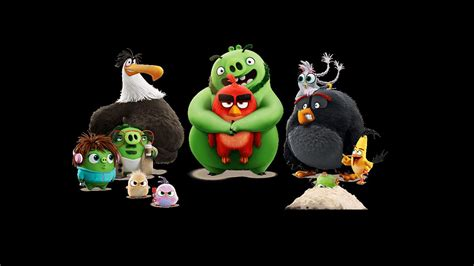 Angry Birds Movie Characters