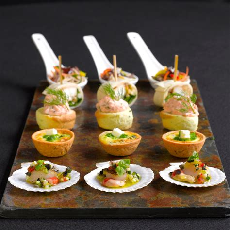 canapes for canapés by anton manganaro bafta