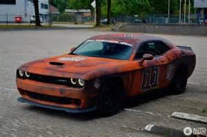 dodge challenger hell cat dodge challenger srt 8 hellcat 5 november 2016 autogespot