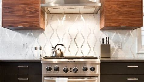 unique backsplash ideas   kitchen kitchen