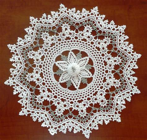 doily patterns cgoa design winners doris chan crochet