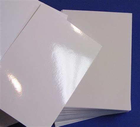 Pcb Glossy Transfer Paper A4 Size  Lampa Tronics