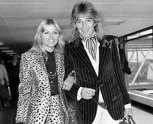 Rod Stewart and Britt Ekland - Way Harsh! Stars Who've ...