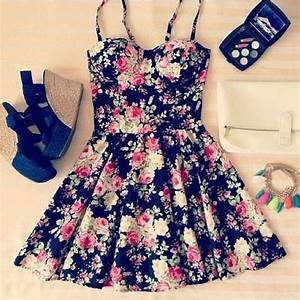Find Out Where To Get The Dress | Short floral dress ...