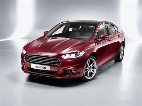 Which Engines For Allnew Ford Mondeo In Australia
