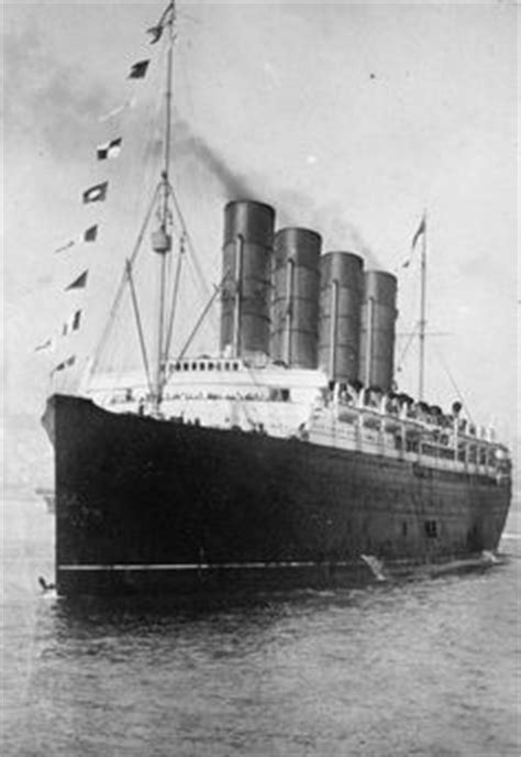 When Did The Sinking Of Lusitania Happen by 1000 Images About Ww1 On World War I Wwi And War