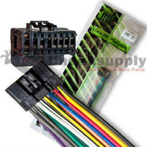 Pioneer Wire Harness Deh Pmp