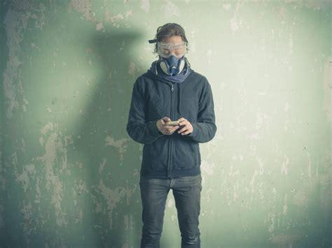 test  asbestos hunker