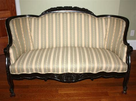 Sofa Settee Price by Newly Upholstered Settee Seat Sofa W