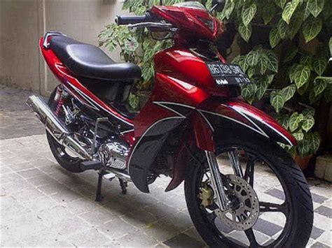 Modif Jupiter Z Perak by Harga Motor Bekas Modification Yamaha Jupiter Z