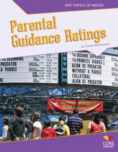 nonfiction books parental guidance ratings  hot
