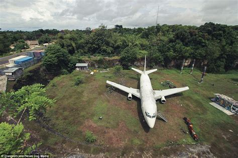 Bali News Bali S Most Bizarre Tourist Attraction Is A Boeing 737