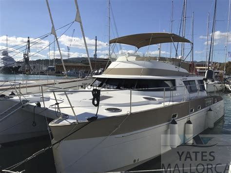 Catamaran With Engine by Trawler Catamarans Cumberland 44 Quator With New Volvo D6