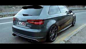 Revo Tuned Audi S3  8v  Sportback W   Armytrix Valvetronic