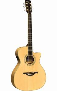 Custom Acoustic FG3QCE - Acoustic Guitars - Guitar & Bass