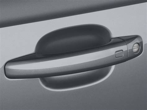 2009 Audi S5 2-door Coupe Auto Door Handle, Size
