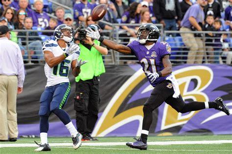 ravens  seahawks fantasy football worksheet week