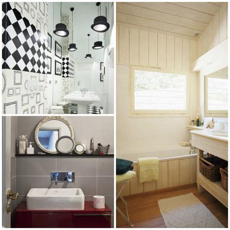 bagno piccolo vasca lampade specchio lavabo  idee