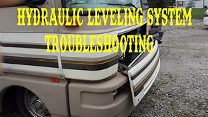 How To Fill Hydraulic Jacks Leveling System