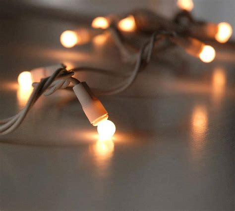 pearl white mini globe string lights 50ct