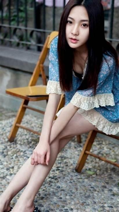 Asian Iphone Wallpapers Sweet Pure Woman Korean