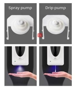 Automatic Hand Sanitizer Station and Stand
